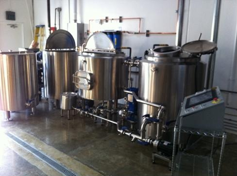 Command Central 3 Bbl Brewery Enegren Brewing Co