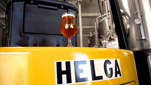 Helga Belgian Tripel