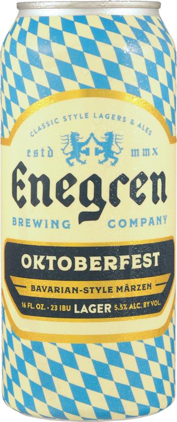 Oktoberfest Marzen Lager Cut Out