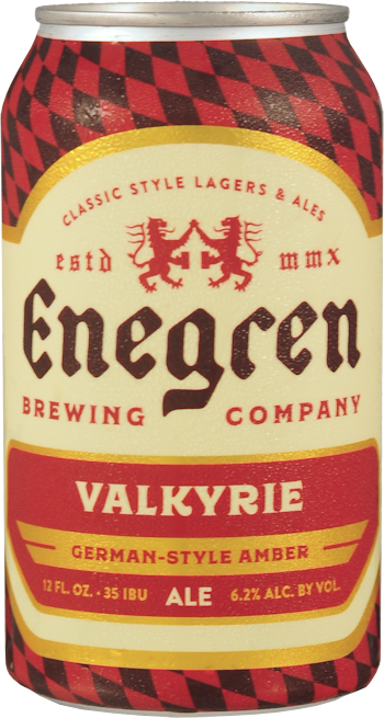 valkyrie altbier can cut out