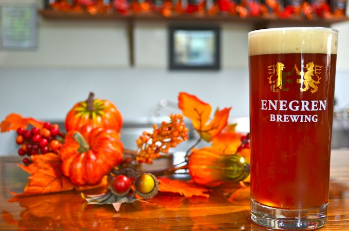 Enegren Brewing Foliage Pale Ale