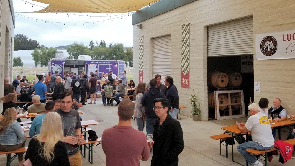 enegren outdoor biergarten